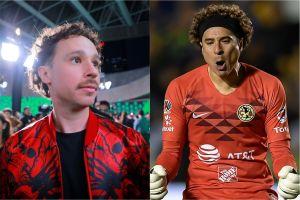"""No me chin… yo sí le meto al gym"": Memo Ochoa hace pedazos al youtuber Luisito Comunica"
