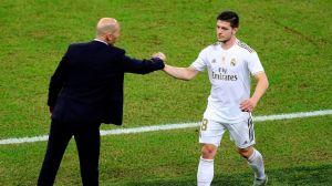 Luka Jovic, separado del Real Madrid porque podría tener COVID-19