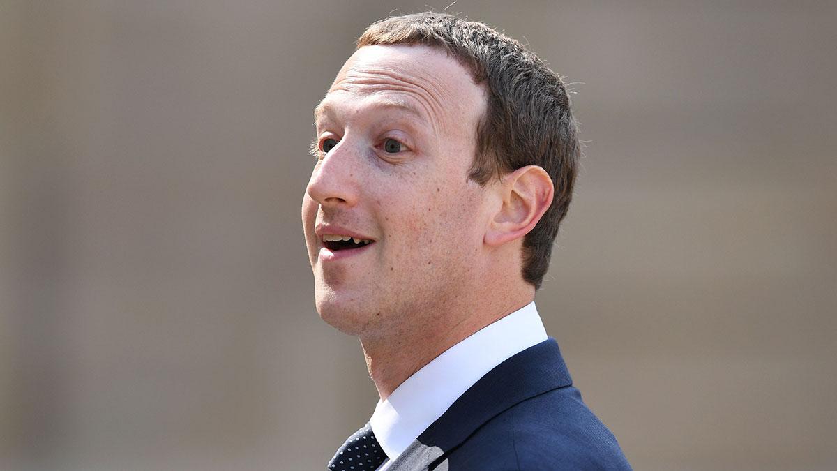 A Mark Zuckerberg se le fue la mano con el protector solar y dispara burlas en todo el mundo