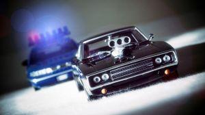 Conoce el Dodge Charger 1970 de fibra de carbono y 1,650 HP