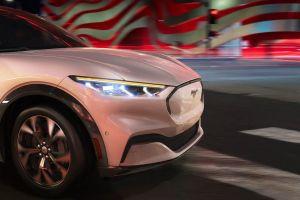 El Ford Mustang Mach-E 2021 tendrá más potencia de lo anunciado originalmente
