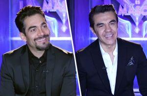 ¿Quién Es La Máscara? estrena por Univision: Omar Chaparro y Adrián Uribe confiesan lo que les emociona del show