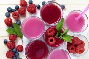 Poderosos jugos de frutos rojos para bajar de peso y alcalinizar el cuerpo