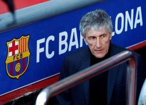 El Barça es un desastre desde que llegó Quique Setién: estas son las razones