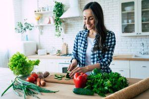 4 cenas vegetarianas y nutritivas para preparar en 20 minutos