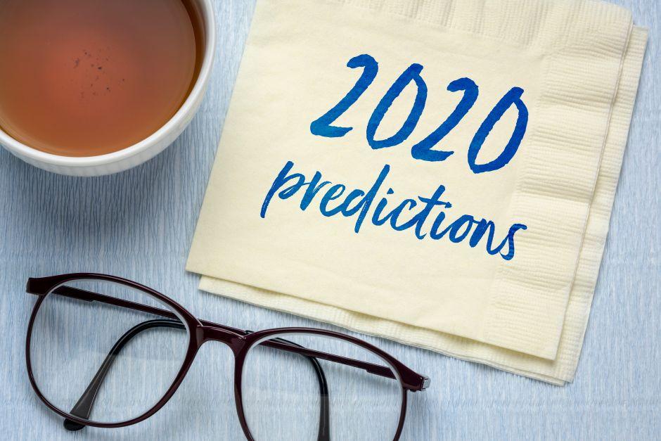 ¿Qué pasó con las predicciones para 2020?