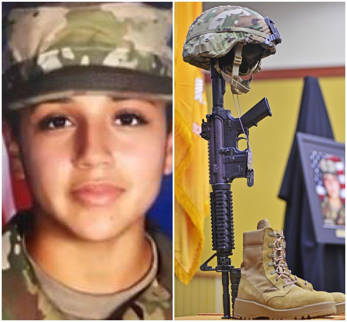 Vanessa Guillén fue asesinada en la base militar Fort Hood el 22 de abril pasado.