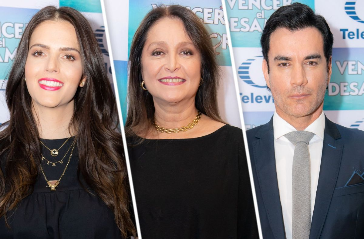 Claudia Álvarez, Daniela Romo and David Zepeda are part of