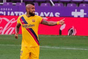 Mientras haya vida, hay esperanza: el Barcelona sufrió en serio para vencer al Valladolid, pero sigue soñando con La Liga