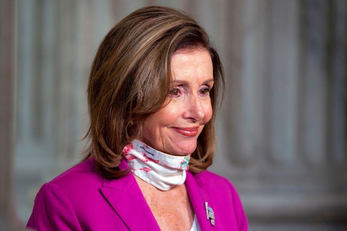 Nancy Pelosi, instó a los republicanos a alcanzar un punto medio en la negociación.