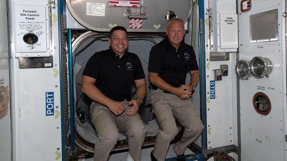 Módulo Dragon: cómo será el histórico retorno de los astronautas de la nave espacial de la NASA y SpaceX