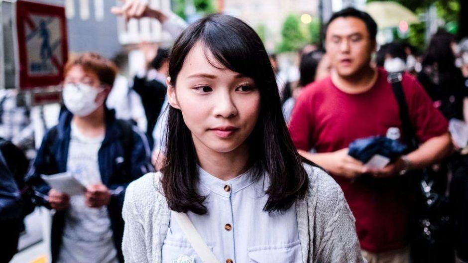 """La """"verdadera Mulan"""" teme cadena perpetua por """"luchar por la libertad"""" de Hong Kong"""