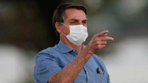 Aumenta el apoyo a Bolsonaro en plena crisis por el coronavirus