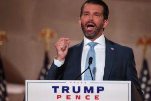 """Donald Trump Jr.: el hijo que es más """"trumpista"""" que el presidente de Estados Unidos"""