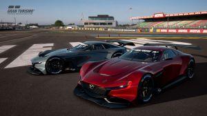 Mazda lanza torneo virtual para Play Station y la estrella será el RX-Vision GT3 Concept