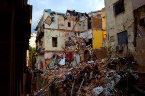 ¿Milagro? Imagen de la virgen María permanece intacta tras explosión en Beirut