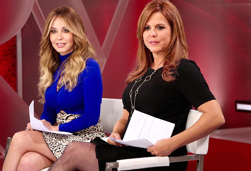 Myrka Dellanos renuncia a 'Al Rojo Vivo'