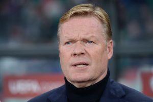 El Barcelona apelará un recurso por la sanción de Koeman