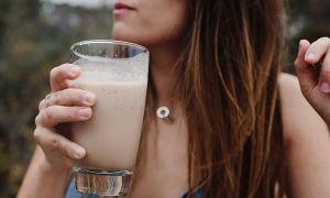 4 batidos con leche de avena para perder peso y saciar el hambre