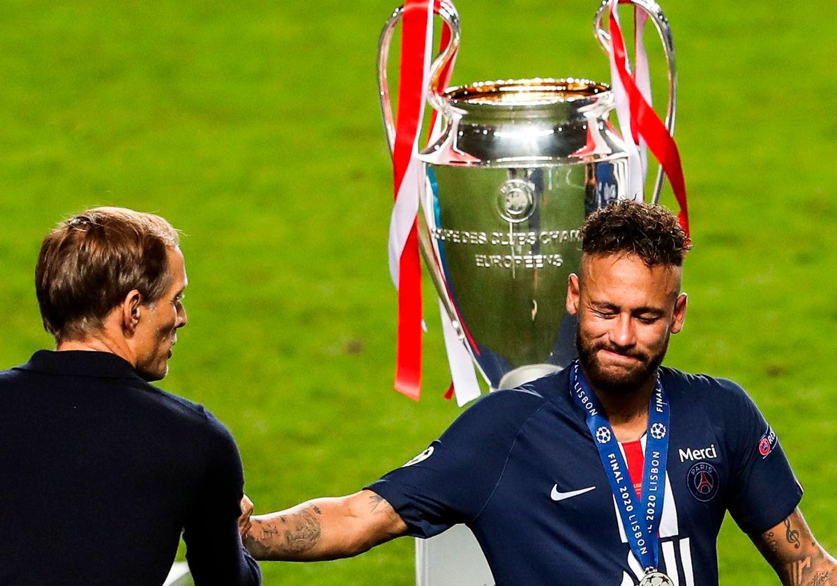 """Se queda: Neymar revela intenciones de mantenerse en el París Saint-Germain """"para ganar la Champions"""""""