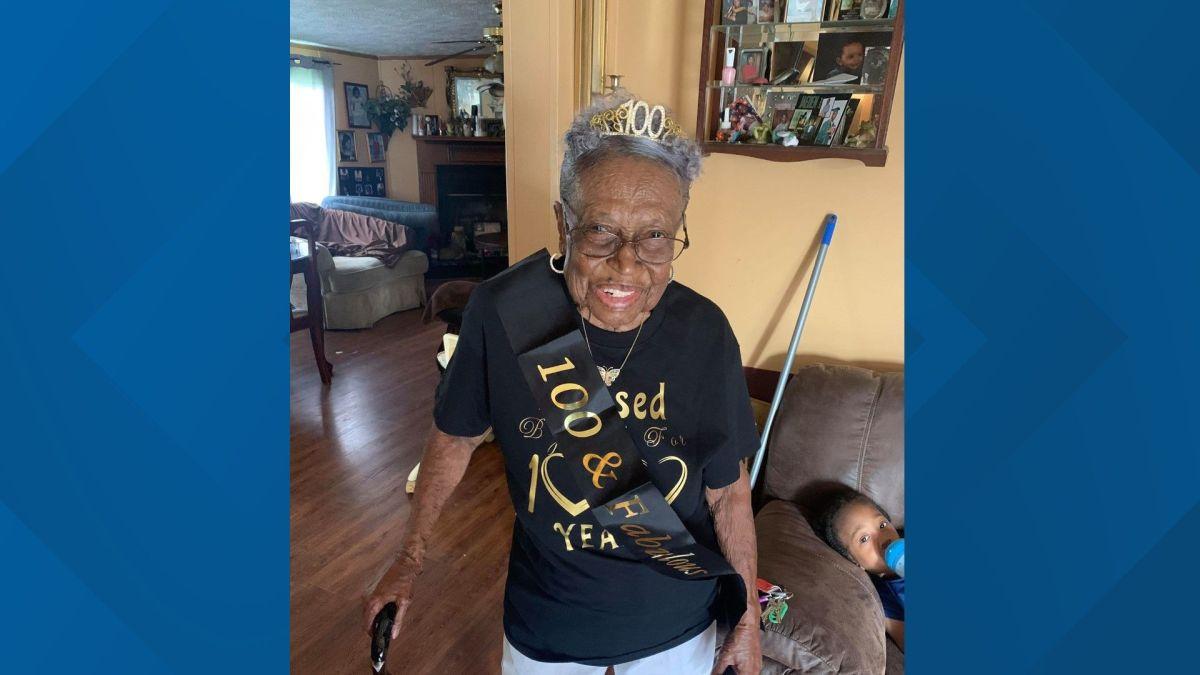 Abuela de 88 nietos celebra su cumpleaños