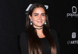 Celia Lora incendia Instagram posando frente al espejo con atrevida lencería transparente