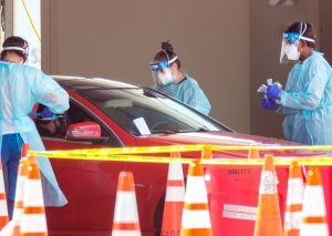 Hallan coronavirus en supermercados, en bancos y más superficies, prueba estudio hecho en Los Ángeles