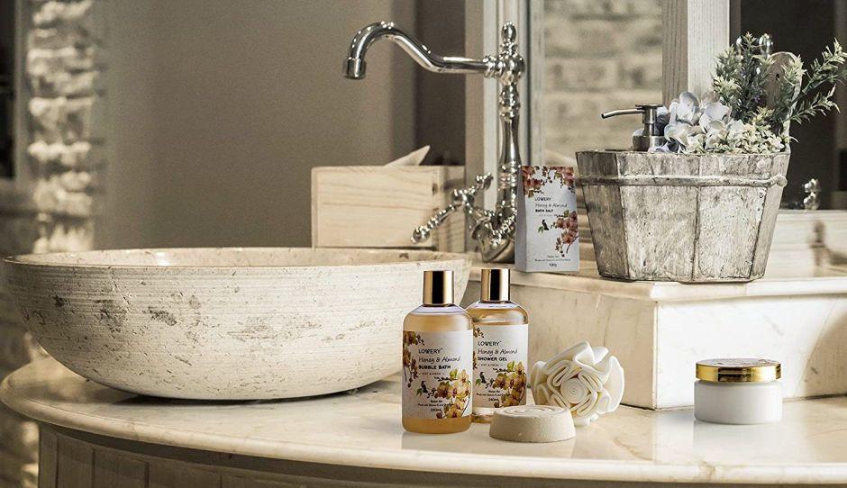 5 sets de productos de spa con fragancias ricas y relajantes
