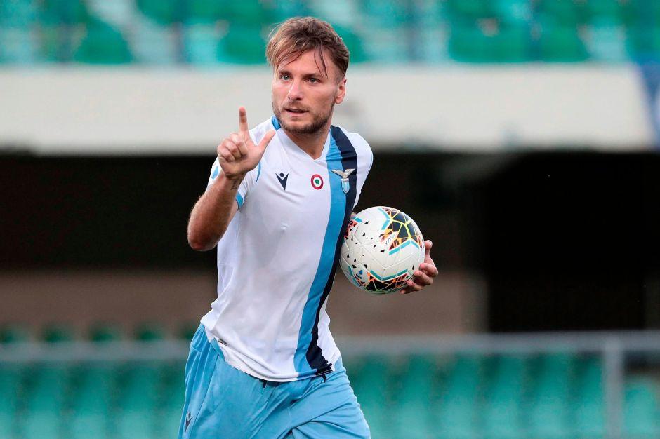 ¿Quién es Ciro Immobile? El primer Botín de Oro de la era post Messi / Cristiano