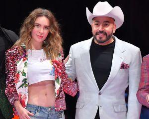 Lupillo Rivera le pide disculpas a Belinda y Christian Nodal
