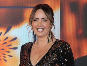 Nina, la hija de Andrea Legarreta, sorprende al debutar en su primera telenovela y junto a Gabriel Soto