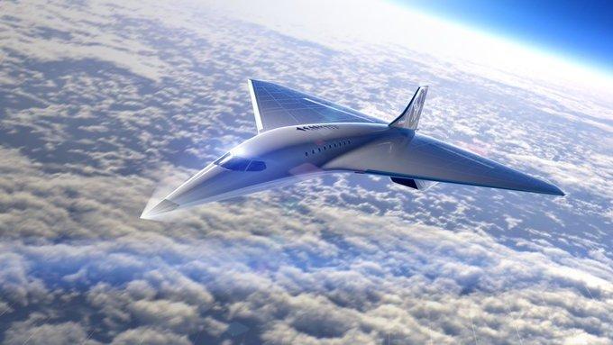 Avión promete volar de Nueva York a Londres en sólo 90 minutos: proyecto de Virgin Galactic y NASA