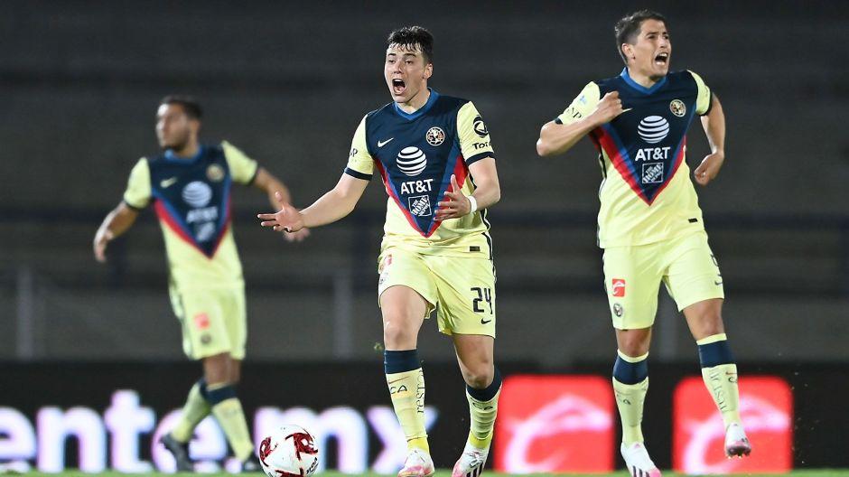 América es superlíder de la Liga MX y alcanza los 5,000 goles