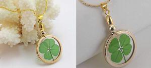 Buena Suerte: 5 amuletos con tréboles de 4 hojas que puedes llevar contigo a diario
