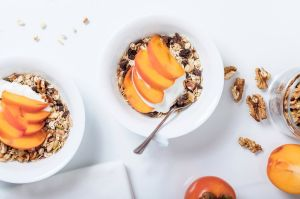 5 mejores alimentos para comer antes de acostarte y dormir bien