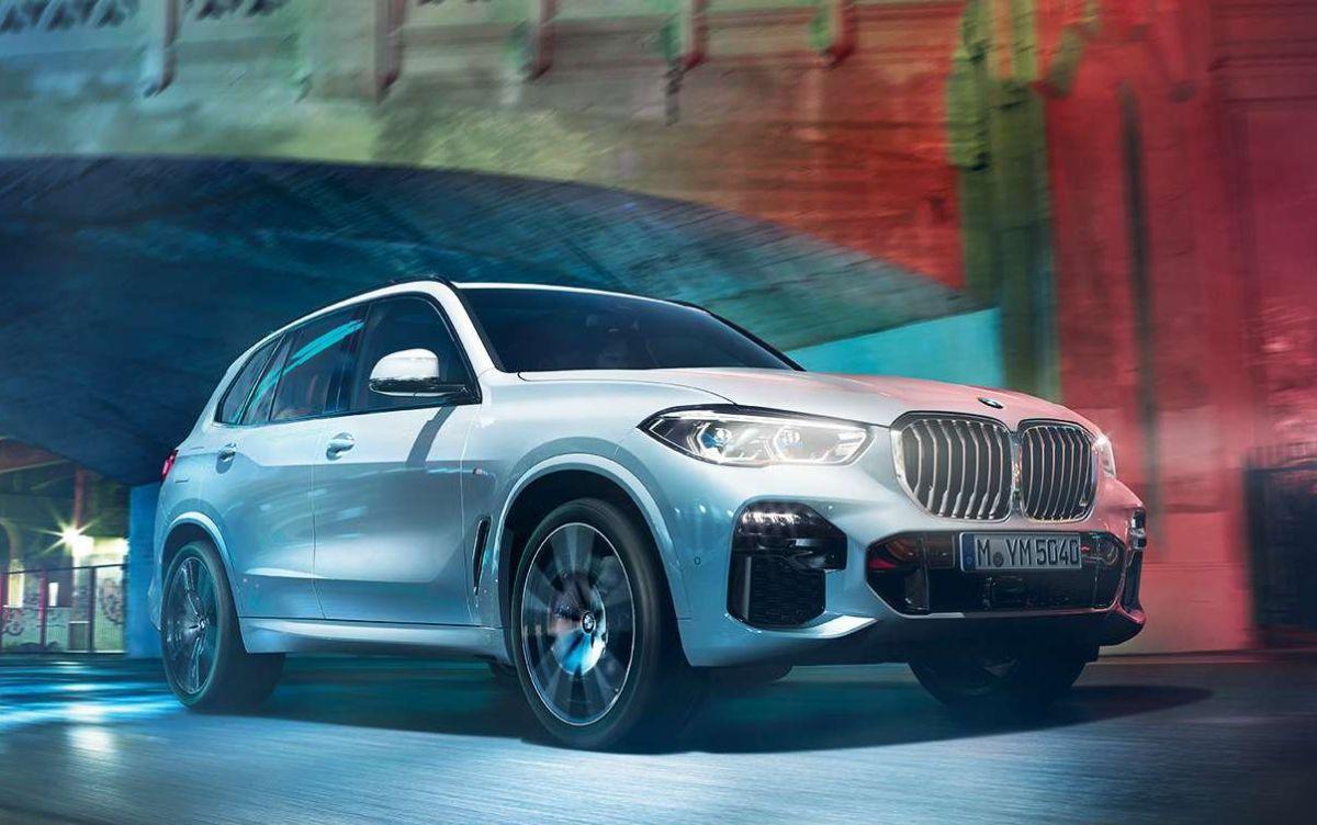 BMW X5. / Foto: Cortesía BMW.