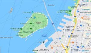 Rescatan cadáver de mujer flotando en la costa de Brooklyn