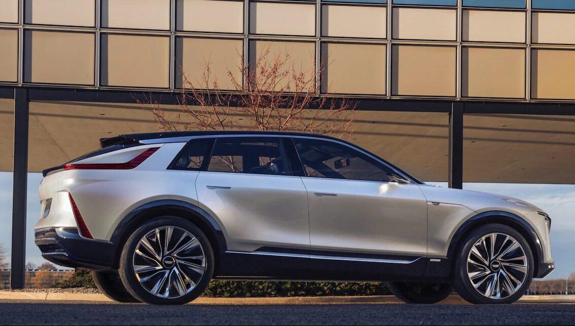 Cadillac Lyriq. / Foto: Cortesía Cadillac.