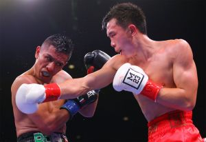 Ver para creer: el peleador chino Xu Can lanzó 111 golpes en 10 segundos