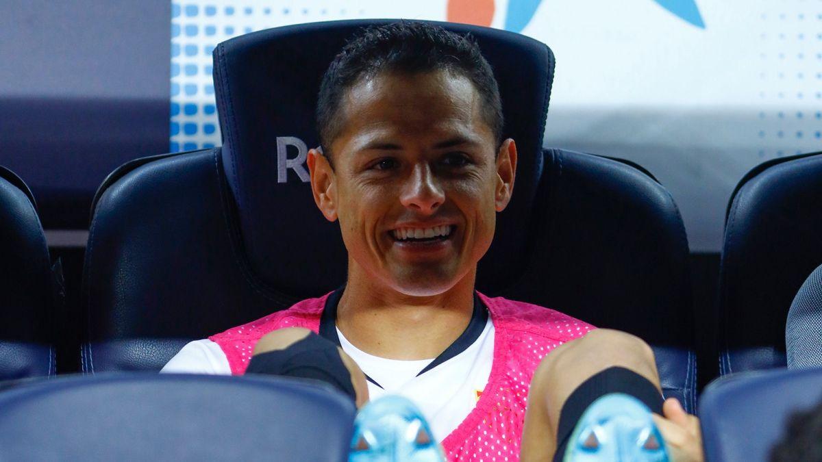 """Todo listo para que """"Chicharito"""" gane la Europa League muy a su estilo, sin jugar"""