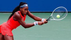 La joven maravilla Coco Gauff cae en la primera ronda del US Open