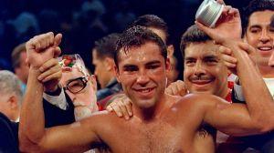 Óscar de la Hoya asegura que a sus 47 años está listo para regresar al boxeo