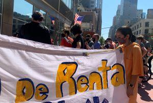 Gobernador Cuomo extiende por otros 30 días la moratoria de desalojos en Nueva York