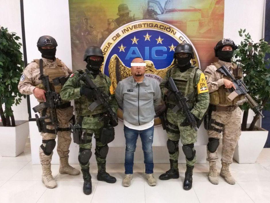 FOTOS: Así luce el Marro, líder huachicolero tras haber sido detenido