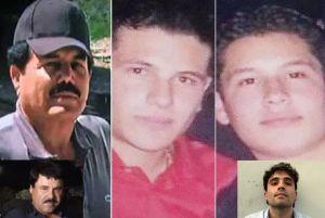 Acusan a líderes del Cártel de Sinaloa de mandar matar a hijo del Señor de los Cielos