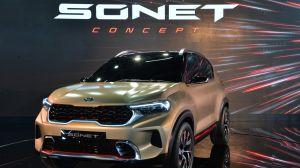 Kia Sonet, el exclusivo auto de la marca que se presentará oficialmente esta semana