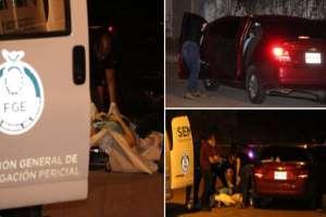 FOTOS: Ni empleado de funeraria se salva de pelea entre Chapitos y el Mayo Zambada