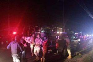 FOTOS: Detienen a 6 soldados mexicanos por intentar robar