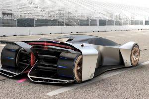 Simplemente espectacular, así es el Ford P1, el auto virtual de carreras listo para modidicar a tu gusto