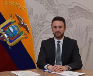 Cónsul ecuatoriano en NY envía mensaje de esperanza y optimismo